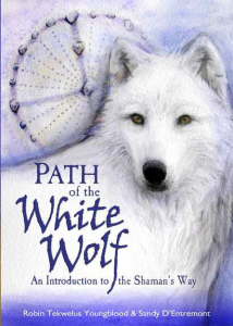 path of white wolf